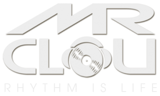 Mr Clou – Rhythm is life Logo